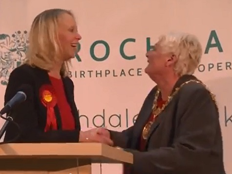 Watch: Remarkable Footage of Biased Mayor at Heywood By-Election