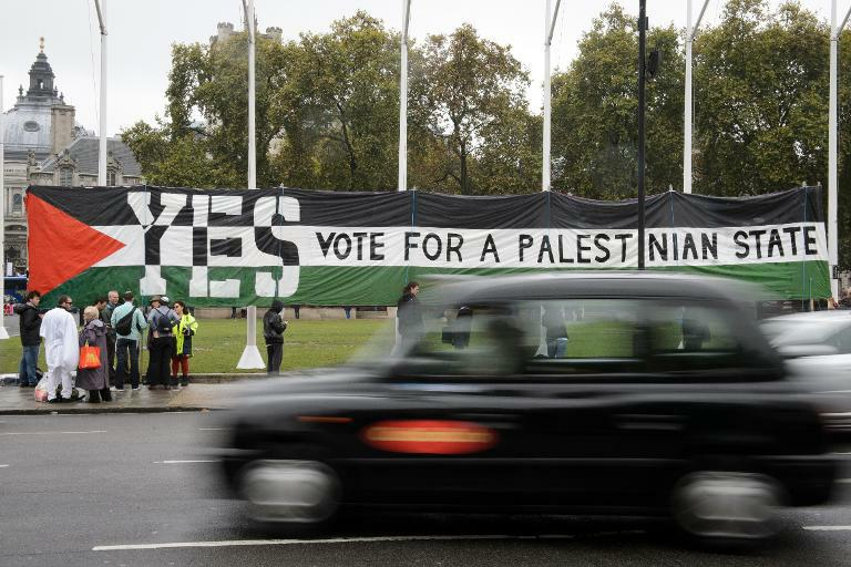 Israel Says UK Palestine Vote Undermines Peace Prospects