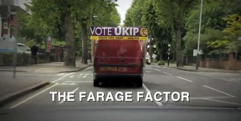 BBC Airs 30 Minute 'Documentary' Moaning That Farage Won't Roll Over and Die