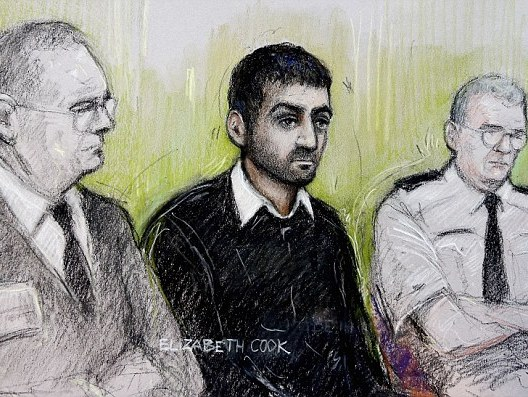 Terror Suspect Accused of Plot Against Blair Sang 'We're Gonna Slit their Throats', Court Hears