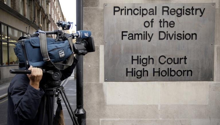 For Richer, for Poorer: London Reigns as World Divorce Capital