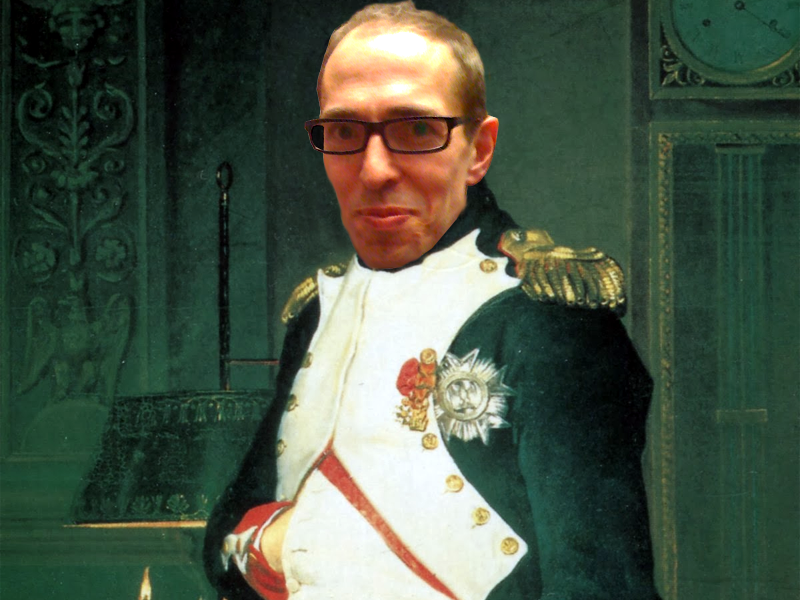 Podcast – Radio Free Delingpole Episode 62: Napoleon, Graffiti, Climbing the Great Pyramids of Egypt