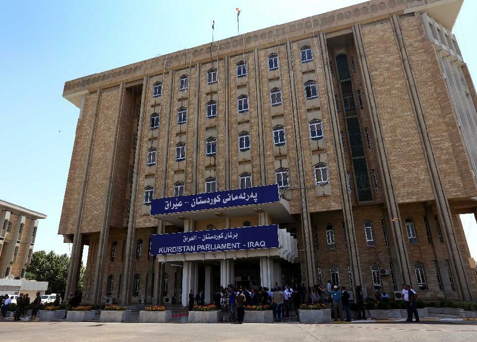 Iraqi Kurds to Vote on Sending Forces to Syria