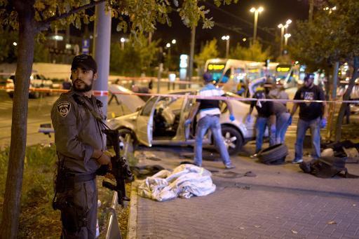 Police Expand Presence in Jerusalem after Car Attack