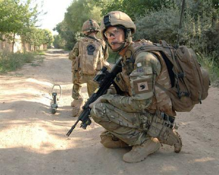 Exhibition on Troops in Afghanistan Opens in London