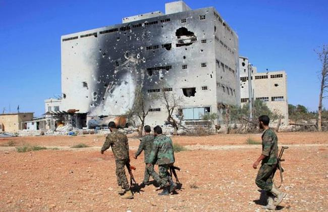 Syrian Government Forces Shell Rebel Areas, Kill 9