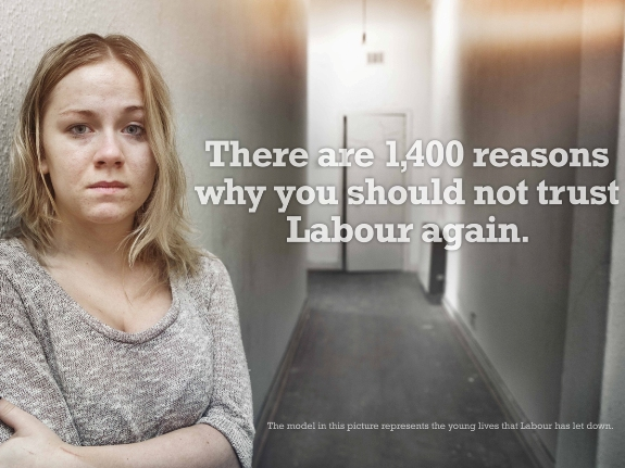 It's Labour's Failure to Stop 1,400 Children Being Abused that Is Despicable, Not UKIP's Poster