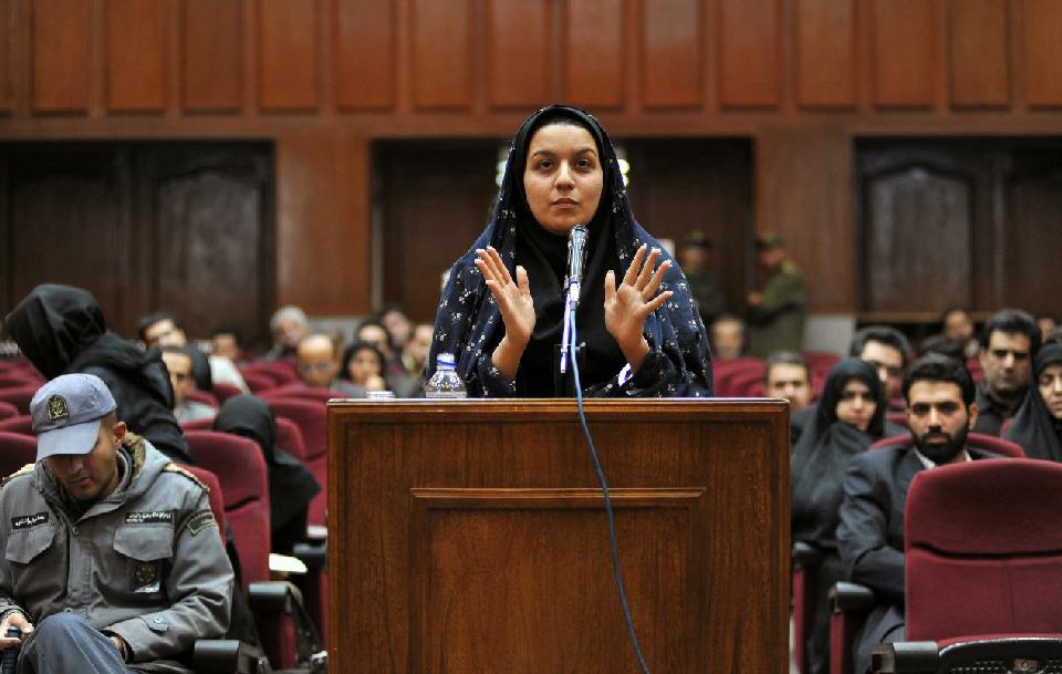 Iran Hangs Woman Convicted in 'Flawed Trial' Despite International Condemnation