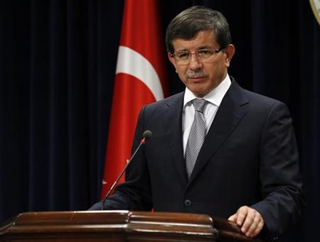 Turkish PM Condemns Terrorist Attack on Turkish Soldiers
