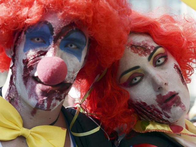 No Laughing Matter: Clown Terror Spreads in France