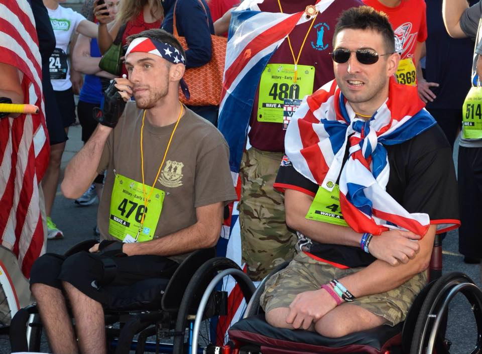 Injured War Hero Told Lack of Disabled Facilities on Plane 'Not My Problem' by First Officer