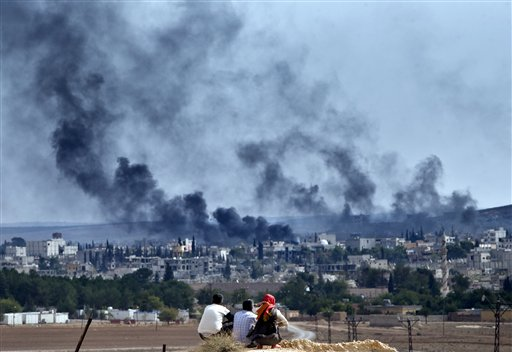 Syrian Rebels Clash with Government Troops, 19 Die