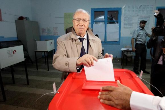 Tunisian Islamists Concede Election Defeat to Secular Party