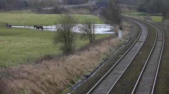 British Government Backs East-West England High-Speed Rail Link