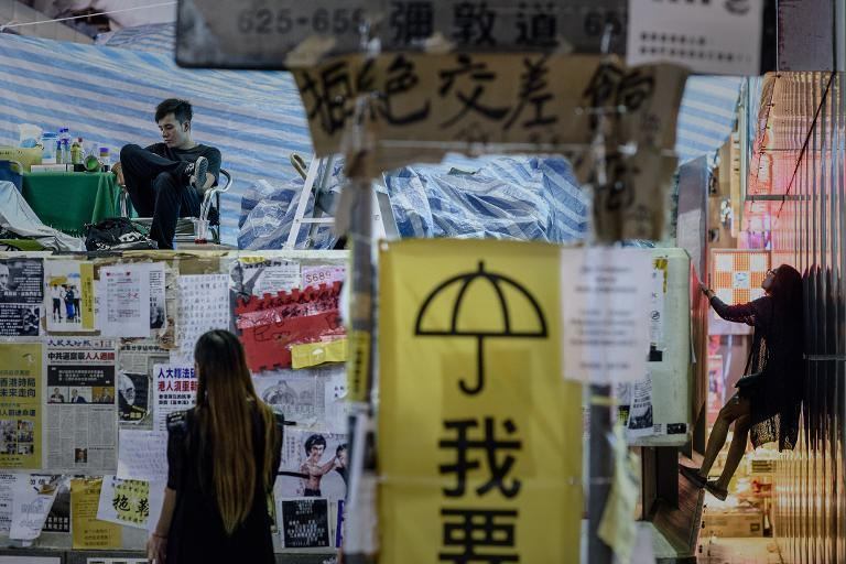 One Month into HK Protests, Defiance on the Streets