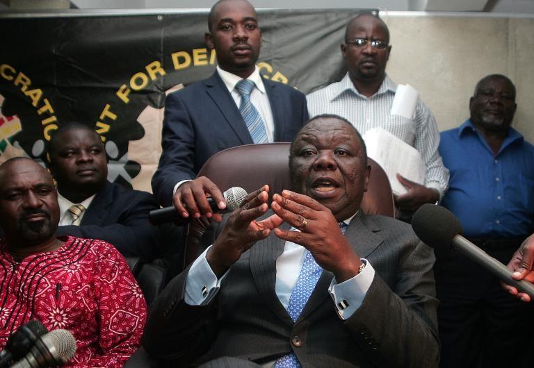 Zimbabwe Opposition Hopes to Reboot and Challenge Mugabe