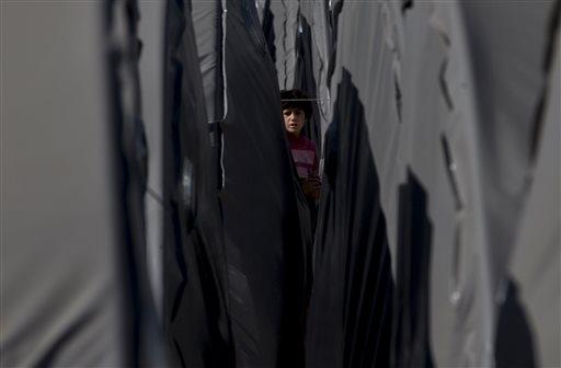 Report: IS Group Abused Captive Kurdish Children