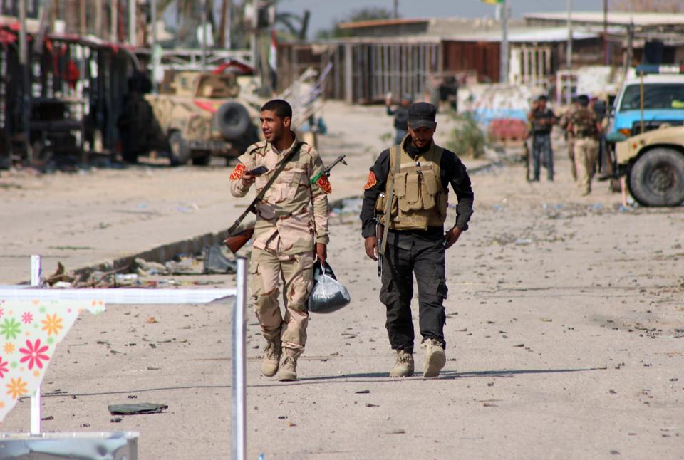 Britain to Send Troops to Train Iraqi Forces: Report