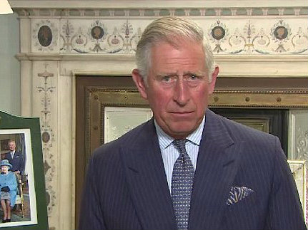 WATCH: Prince Charles Calls on Muslim Leaders to End Persecution of Christians