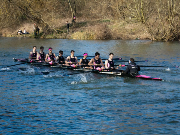 Oxford University Rowing Team Refuses to Change Name from 'Isis'