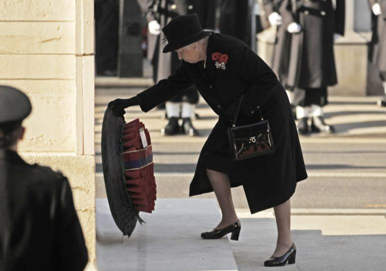 Terror Threat to Queen as 'Parade Plotters' Arrested