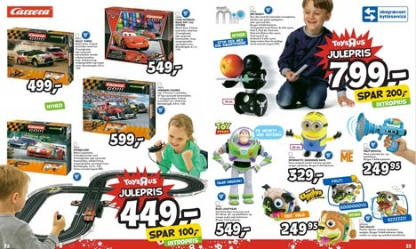 Danish Toy Catalogue 'Too White' for Sweden, Says Campaign Group