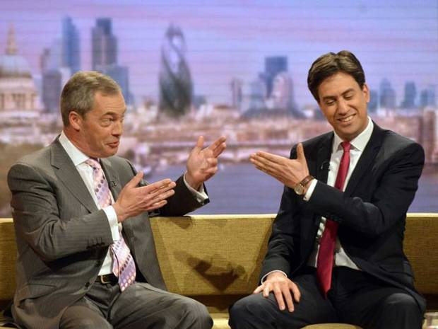 'No Coalition with Labour – Or Anyone Else' Says UKIP