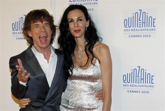 Mick Jagger Branded 'Heartless' for Claiming on Insurance over Girlfriend's Suicide