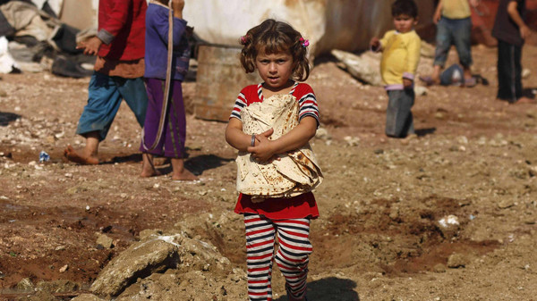 Fleeing Syrians Face 'New Level of Hopelessness'