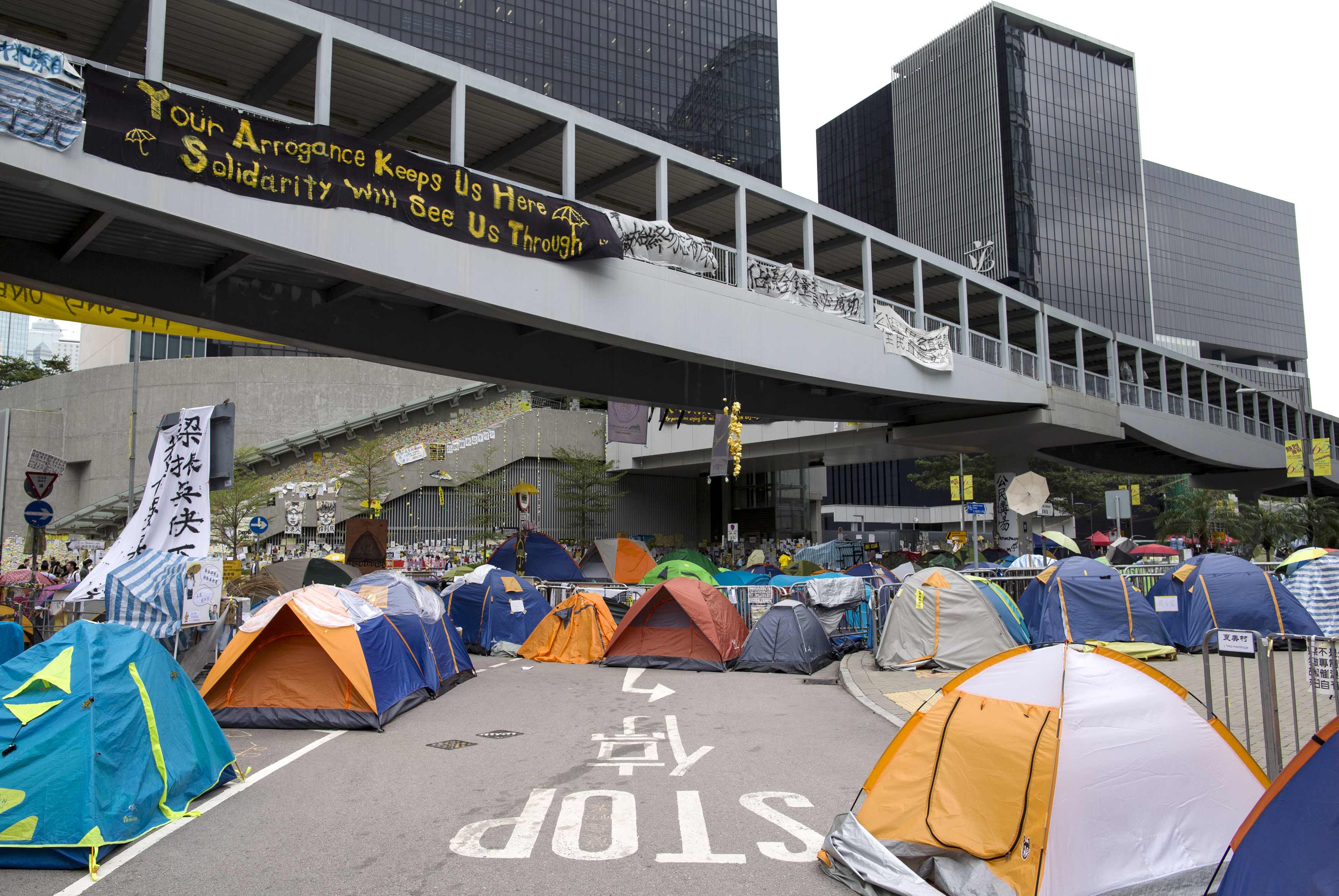 Hong Kong Student Protesters Plan Beijing Visit, but May Not Be Allowed In