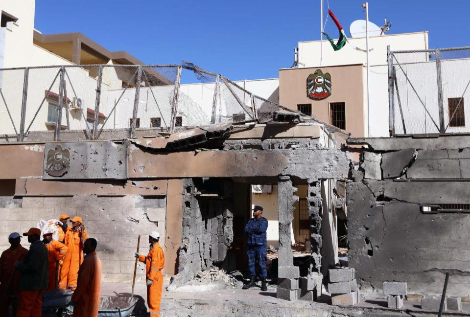 Car Bombs Target Egyptian, UAE Embassies in Libya
