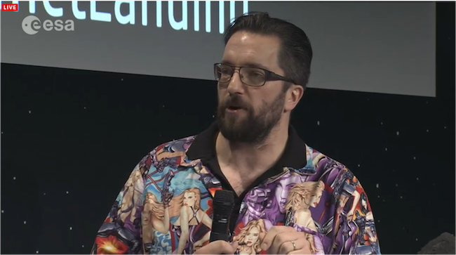Brilliant Anti-Feminist Spoof Claims Space Scientist's Shirt Is 'Sexist'