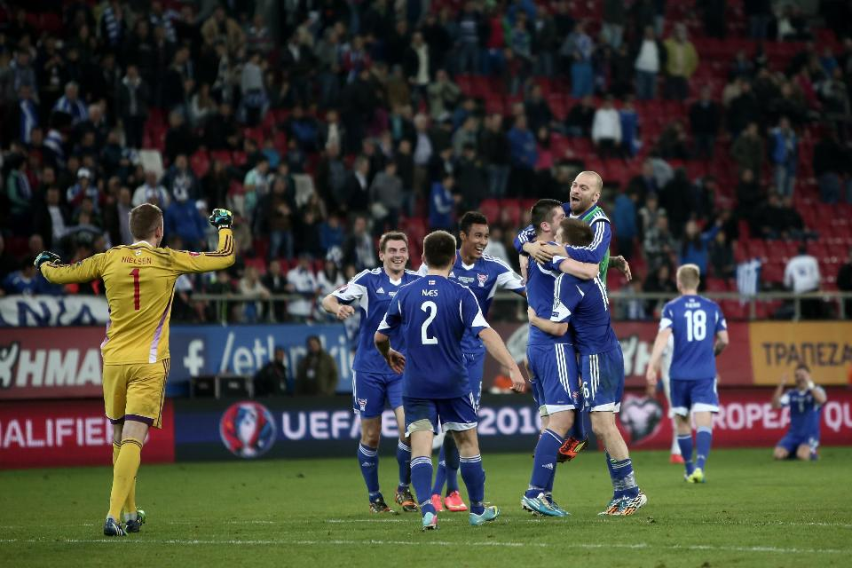 Greek National Football Team Humiliated by Faroe Islands