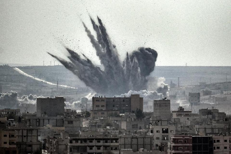 Islamic State Faces War of Attrition in Syria's Kobane