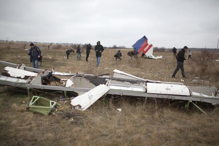 Removal of MH17 Wreckage Starts in Rebel-Held East Ukraine