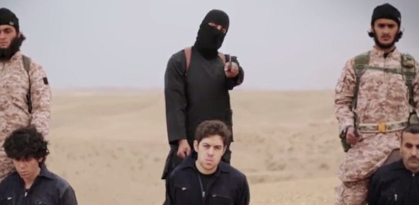 Islamic State Threatens Slaughter on Western Streets