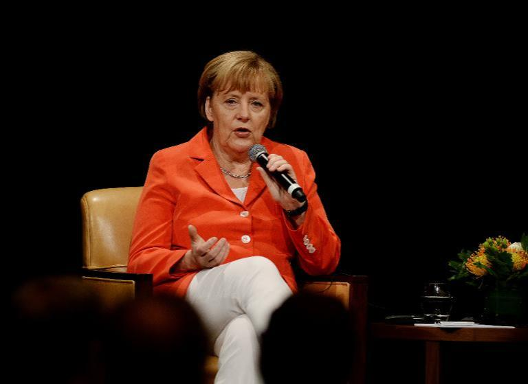 Germany's Merkel Insists Britain Remain in EU