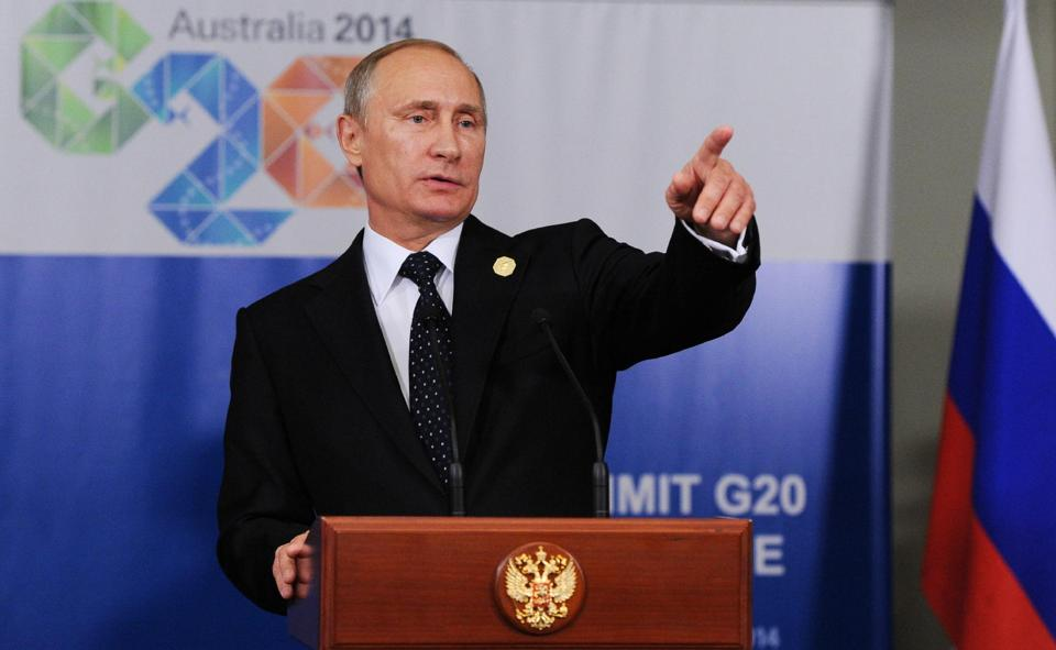 Putin Says Sides Not Abiding Peace Deal in Ukraine