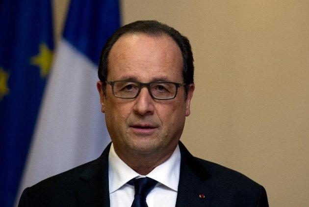 Hollande Warns on 'Extreme Horror' Jihadist Videos