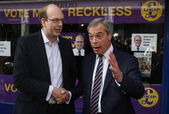 Tory Claim That Voting UKIP Will Damage Property Prices is Just Reckless