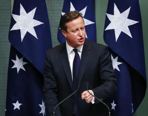 Cameron Seeks to Give English MPs Veto Over English Laws