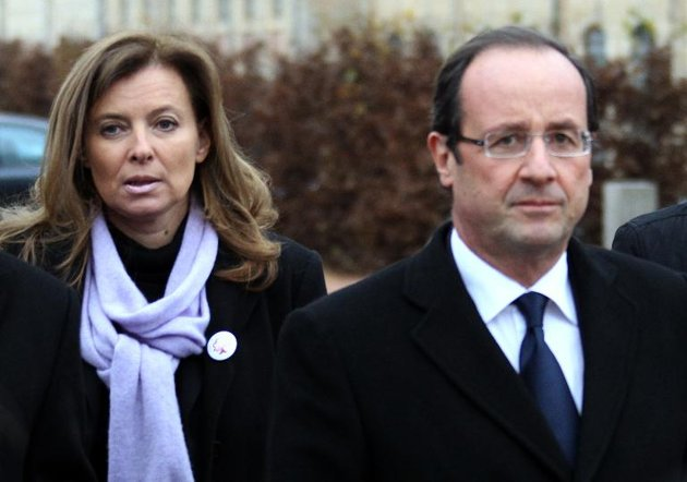 Bombshell Memoirs of Hollande's Ex Get English Release