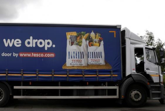 UK Truck Driver Shortage Threatens Christmas Logjam