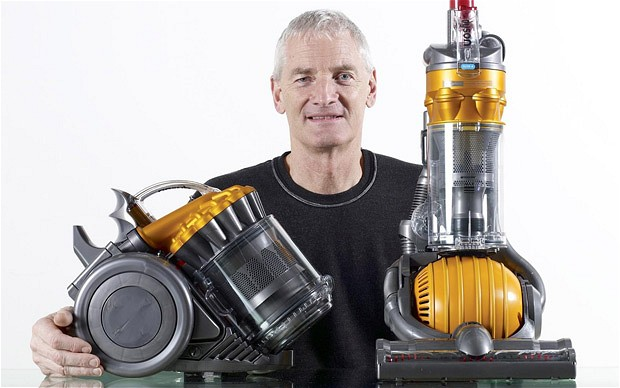 Former Euro Supporter James Dyson Changes Mind, Says Britain Should Leave EU