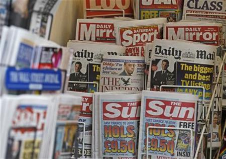 Cigarette-Style 'Plain Packaging' For Newspapers to Protect British Children