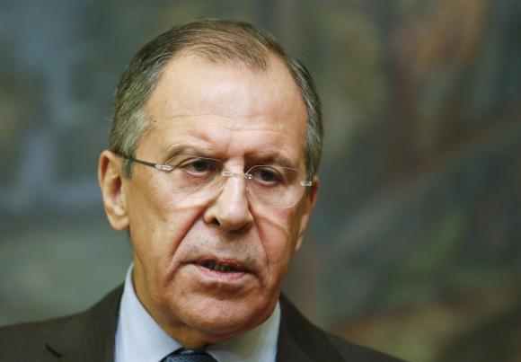 Lavrov Accuses West of Seeking 'Regime Change' in Russia