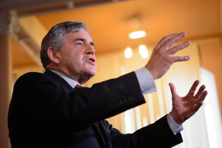 Gordon Brown to Stand Down as MP