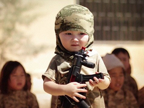 Children of the Jihad: ISIS Behead Kurdish Children; Train Kazakh Children to Fight