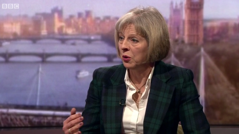 Home Secretary: Known Child Abuse is Just 'Tip of The Iceberg'