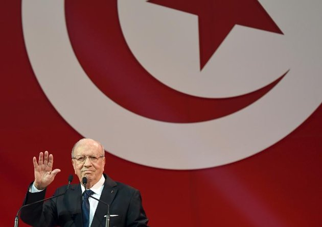 Tunisia's Anti-Islamist Essebsi Leads Presidential Vote